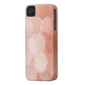 Pink Petals BlackBerry Case