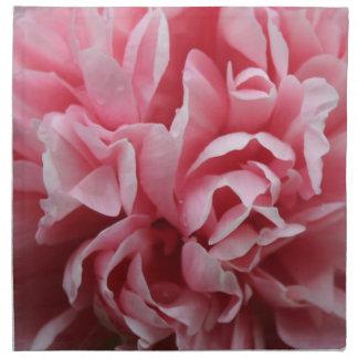 Pink Petals Cloth Napkins
