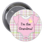 Pink Plaid-Baby Shower