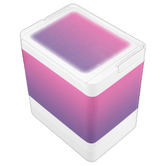 Pink & Purple Ombre Chilly Bin