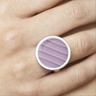 Pink Purple Stripes SPARKLE  elegant  NVN621