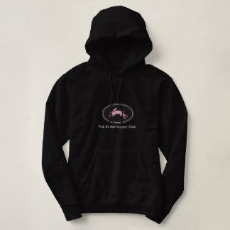 Pink Rabbit Supper Club Women's Hooded Sweatshirt