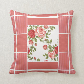 PINK ROSE ANNIVERSARY OCCASIONS PILLOW