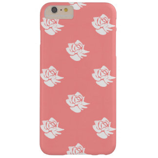 Pink Rose Phonecase Barely There iPhone 6 Plus Case