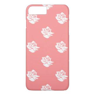 Pink Rose Phonecase iPhone 7 Plus Case