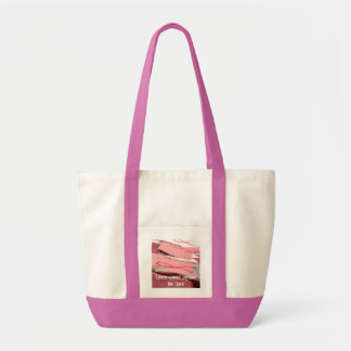 Pink Shawls - Cancer cannot conquer... Tote Bag