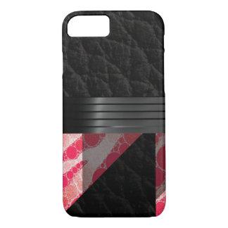 Pink Sherbert Zebra Abstract iPhone 8/7 Case