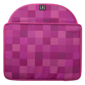 Pink Squares Macbook Pro Case Sleeve Sleeves For MacBooks