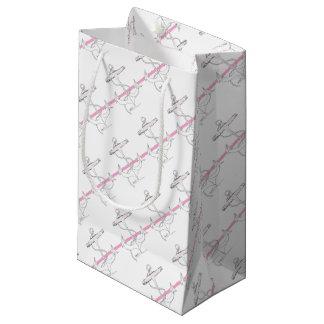 pink sub lieutenant, tony fernandes small gift bag