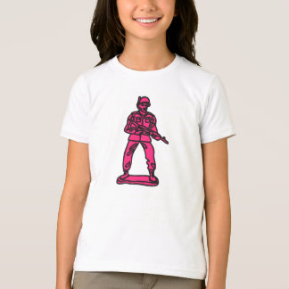 Pink Toy Soldier Shirt