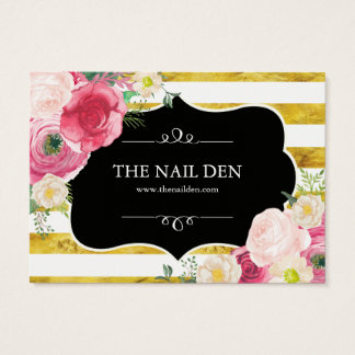 Pink Watercolour Roses Gift Certificate