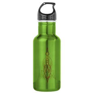 Pinstripe 532 Ml Water Bottle