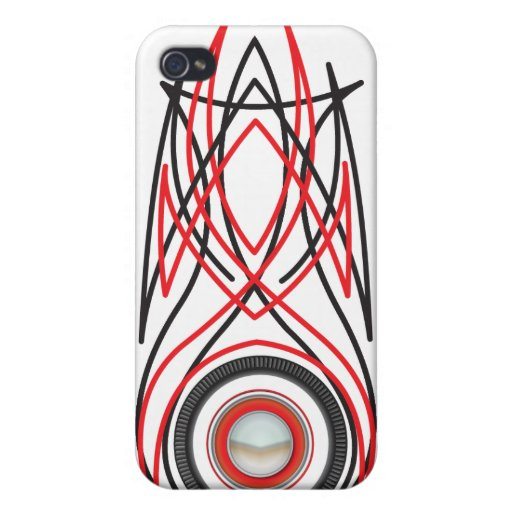 Pinstripe ® for  case for iPhone 4