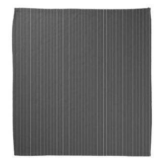 Pinstripe Pattern Bandana