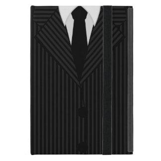 Pinstripe Suit and Tie iPad Mini Powis iCase Cover