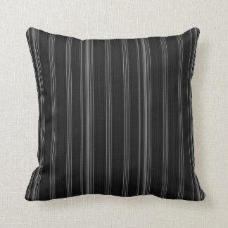 Pinstripes Throw Pillow