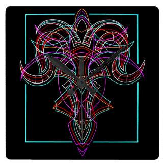 Pinstriping Clocks