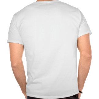 Pinstriping Logo - Front & Back T-shirts