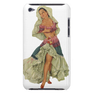 Pinup Pin Up Girl Barely There iPod Cover