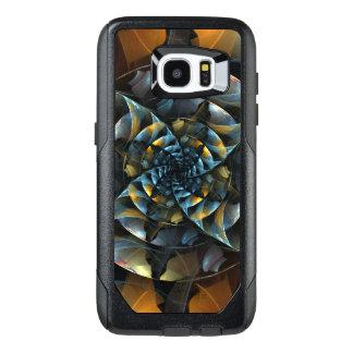 Pinwheel Abstract Art OtterBox Samsung Galaxy S7 Edge Case