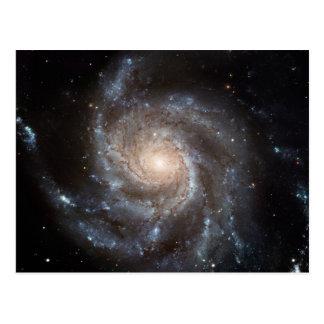 Pinwheel Galaxy Postcard