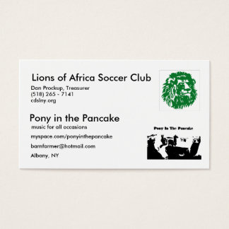 1000 africa business cards and africa business card templates pip lions of africa business card colourmoves Choice Image