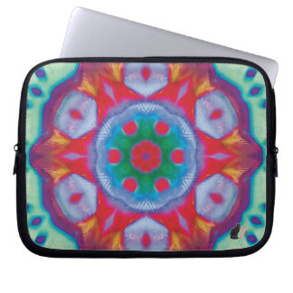 Pippin Kaleidoscope Laptop Sleeve