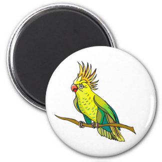 Pippin Parrot Magnet