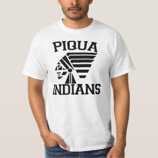 Piqua Indians T Shirt