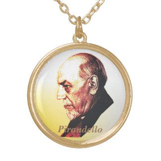 Pirandello Gold Plated Necklace