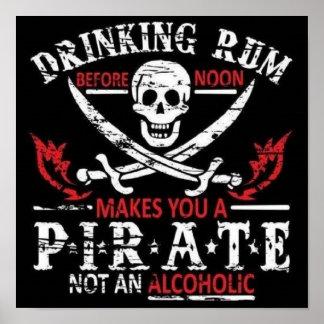 Pirate credo posters