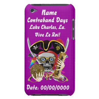 Pirate Days Lake Charles, Louisiana. View Hints iPod Touch Covers