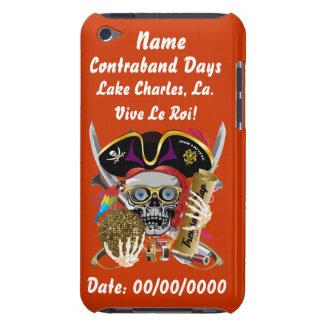Pirate Days Lake Charles, Louisiana. View Hints iPod Case-Mate Case