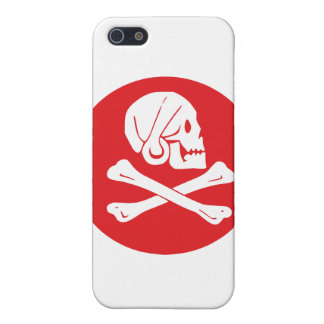 Pirate Flag Covers For iPhone 5