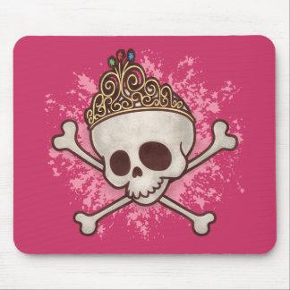 Pirate Princess -tiara Mouse Pad