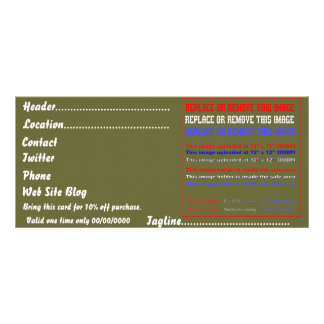 Pirate Queen Lafitte All Styles View Hints Customized Rack Card