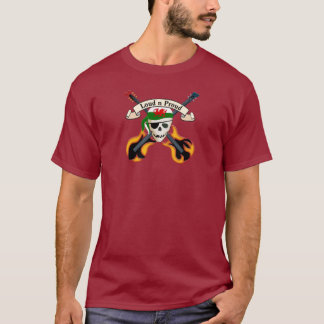 Pirate Rock (Welsh) T-Shirt