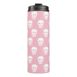 Pirate Skull Thermal Tumbler