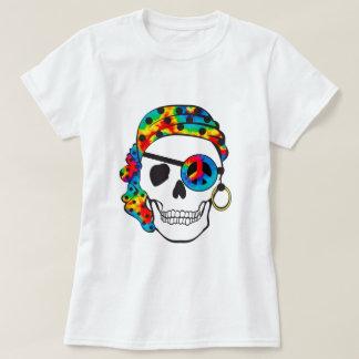 Pirate Skull Tie Dye Tee