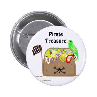 Pirate Treasure Pin
