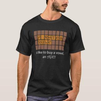 Pirate wants an AYE! T-Shirt