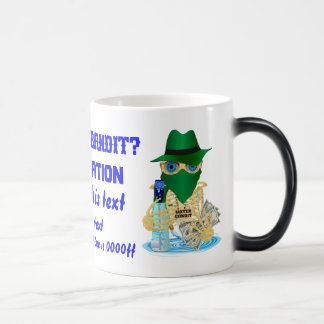 Pirate Water Bandit Customize All Styles Morphing Mug