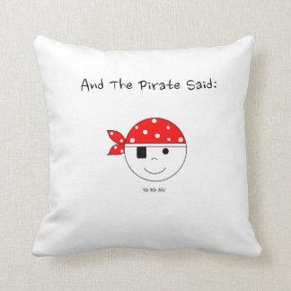 Pirate Yo-Ho-Ho! Cushion
