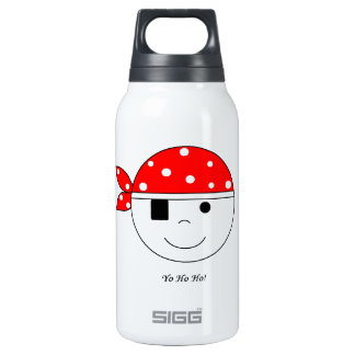 Pirate Yo-Ho-Ho! Insulated Water Bottle