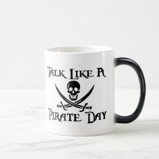 PirateDayMorphMug Mug
