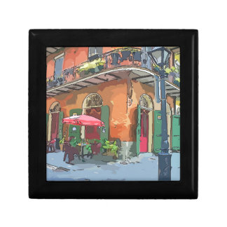 Pirates Alley New Orleans Gift Box