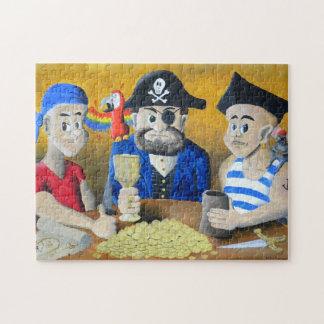 Pirates Jigsaw Puzzle