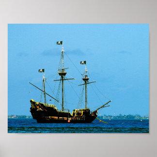 Pirate's Paridise Poster
