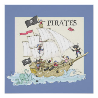 Pirates! Posters