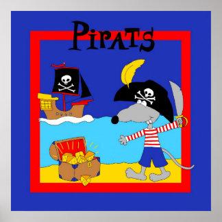 Pirats! Poster